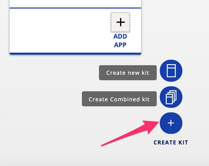Create kit
